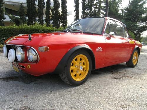 sport Lancia